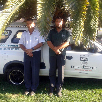 northern natal pest control